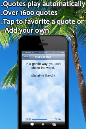 ... quotes while brushing your teeth pour capture d'écran Android