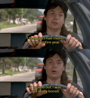wayne's world wayne mike myers quotes movie funny