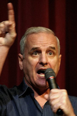 Minnesota's socialist Governor Mark Dayton is sticking out from the ...