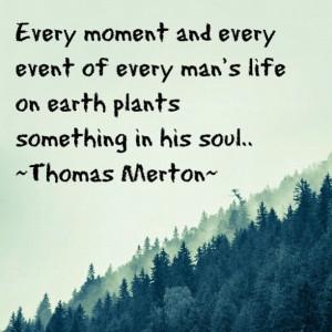 Thomas Merton #quote