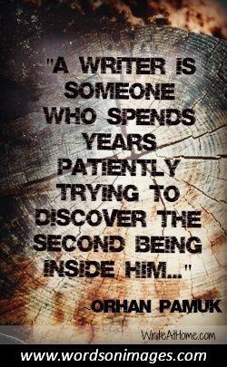 famous author quotes Famous Quotes
