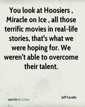 Miracle On Ice Quotes