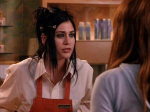 Lizzy Caplan Lizzy in Mean Girls