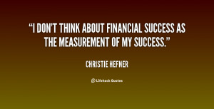 inspirational quotes about financial success