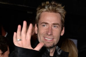 Chad Kroeger Avril Lavigne Performs at the Viper Room