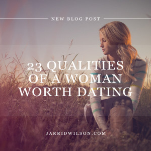 ... -> In order to find a man of God, I must first be a woman of God