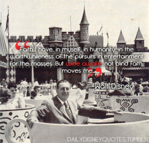 Walt disney, quotes, sayings, faith, love, best