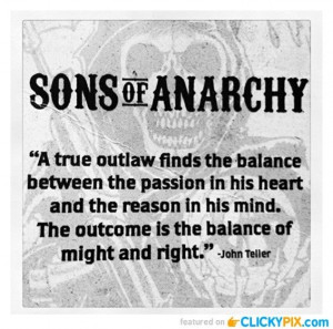 Sons of Anarchy Quotes and Images- deb I seen something about John ...