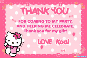 thank you quotes for birthday thank you quotes for birthday happy ...
