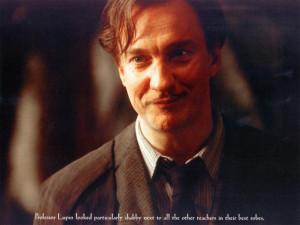 14.Remus Lupin
