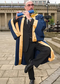 Doctor Ian Anderson, again