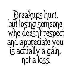 but your so much better than she is. .you deserve better. ..I love you ...