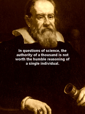 Galileo Galilei quotes - screenshot