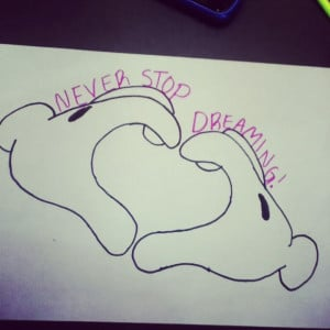 Mickey Mouse Disney quote