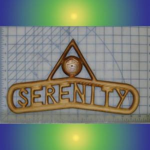 Sobriety Anniversary Chip