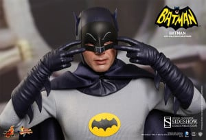 batman 1960s tv series batman sixth scale figure by hot toys batman ...