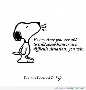 Funny Quotes About Life Lessons And Love