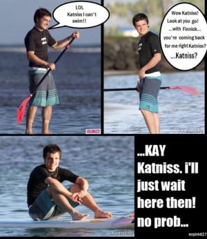 Peeta Mellark Katniss?...Katniss?