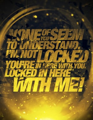 watchmen rorschach quote prison - Imagens do Google
