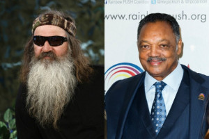 Jesse Jackson Calls 'Duck Dynasty' Dad 'More Offensive' Than ...