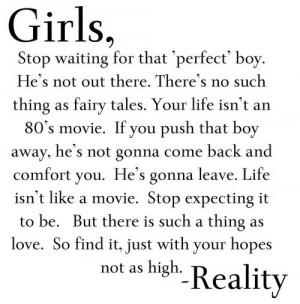 Tumblr Girls Quote