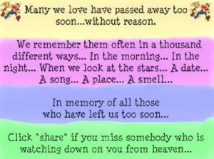 in heaven quotes about missing someone in heaven an angel in heaven at ...