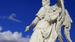 ... experience with angels and the religious context of angels in