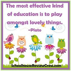 ... amongst lovely things . . . #plato #quotes #education #inspiration