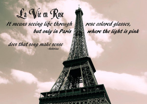 paris eiffel quotes quotesgram. Black Bedroom Furniture Sets. Home Design Ideas