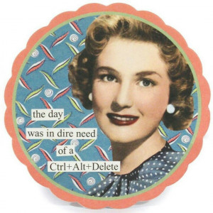 Blog Vintage Funny Women Sayings