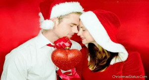 Romantic Merry Christmas Love Quotes and Sayings for Her
