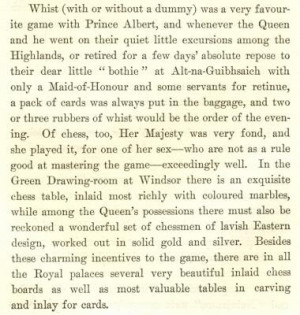 Concerning Prince Leopold, Duke of Albany, who was Queen Victoria's ...