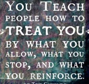 Treat Others Fairly