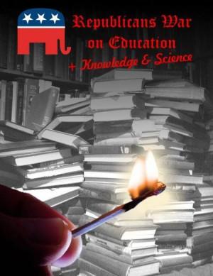Republican War on Education