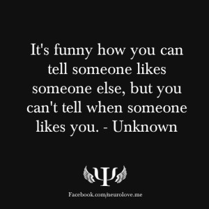 quotes someone you like liking someone else