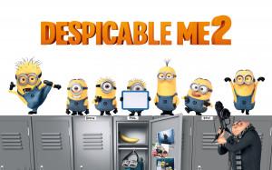 2013 Despicable Me 2