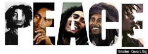 Bob Marley Peace Fb Cover