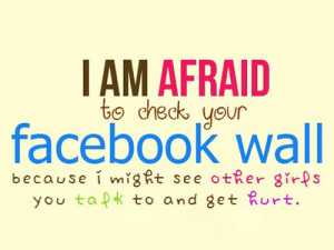 Jealousy Love Facebook,wall,jealous,love,fb