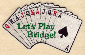 Bridge Game Clip Art