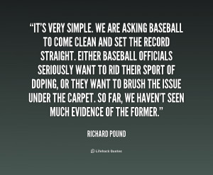 Baseball Softball Relationship Quotes Preview quote