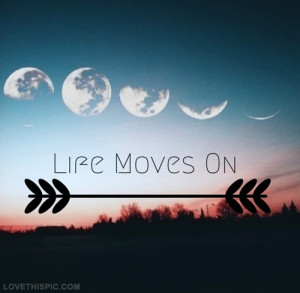 quotes about life lessons and moving on