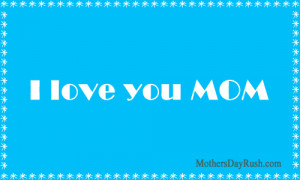 love you mom - happy mothers day quotes in Spanish, Spanish Mothers ...
