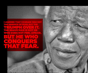 Remembering Nelson Mandela: A Man Who Fearlessly Ramped His Voice for ...