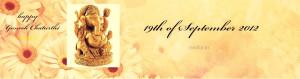 ganesh chaturthi 2012 date