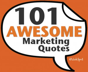 Great Marketing Quotes