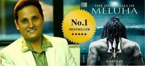 Amish Tripathi: A Million Dollar Novelist