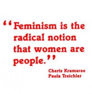 feminism]