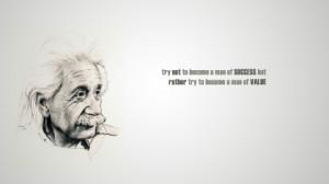 quotes saying albert einstein scientists wise life simple wisdom ...