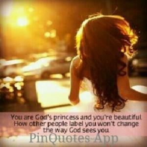 Gods princess