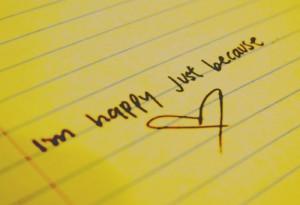 Happy Heart Quote